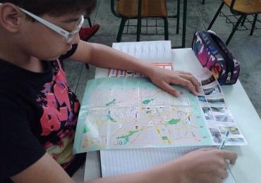 Alunos da rede pública descobrem Goiânia a partir do Curta Mais