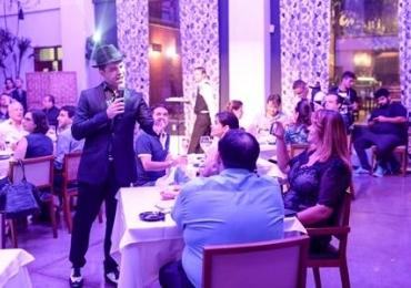Projeto inédito em Goiânia mistura alta gastronomia e música em dinner-show