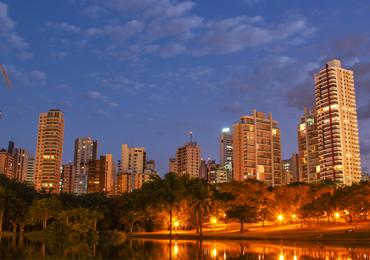 Goiânia é uma das 10 capitais mais desenvolvidas do país
