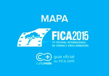 FICA 2015 | Mapa
