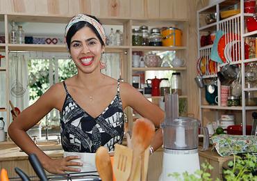 Do GNT para GYN: Bela Gil ensina técnicas de culinária natural