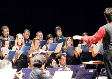 Coro Sinfônico de Goiânia se apresenta na capital