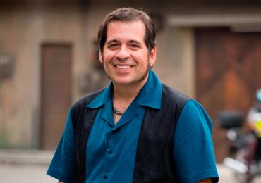 Leandro Hassum quer lançar filme sobre o pai, preso por tráfico de drogas