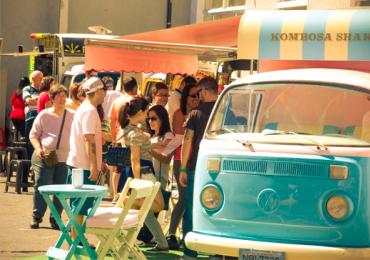 Centro Cultural Oscar Niemeyer em Goiânia recebe encontro de food trucks com entrada gratuita