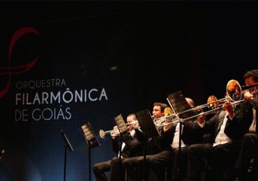 Quinteto de sopros da Filarmônica realiza concerto gratuito em Goiânia