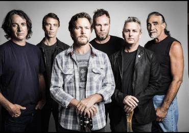 Pearl Jam chega ao Brasil em novembro
