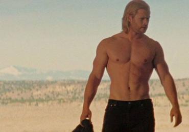 Chris Hemsworth, o Thor, emagrece muito e fica irreconhecível para viver novo personagem