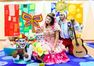Caldas Novas recebe festival de teatro infantojuvenil