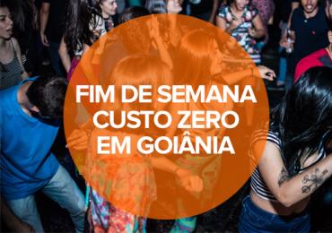 Fim de semana custo zero: programas gratuitos este fim de semana em Goiânia