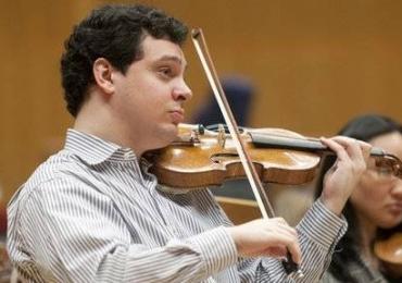 Músico goiano integrará renomada Orquestra Filarmônica de Viena