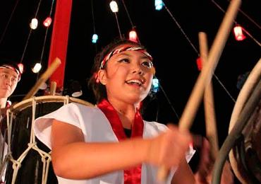 Bon Odori 2015: Festa da cultura japonesa em Goiânia