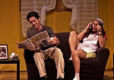 Comédia, Casa! Depois me conta! no Teatro Madre Esperança Garrido