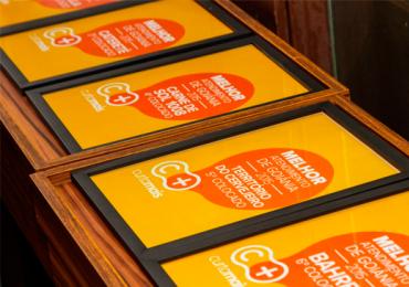 Curta Mais premia os bares e restaurantes eleitos pelo público como o melhor atendimento de Goiânia