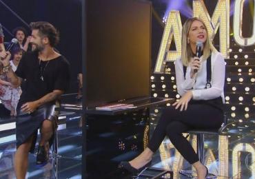 Ciumento: Bruno Gagliasso diz que recusou papel na TV por causa da esposa, Giovanna Ewbank