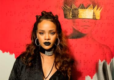 Rihanna libera novo disco ANTI para download gratuito. Baixe aqui: