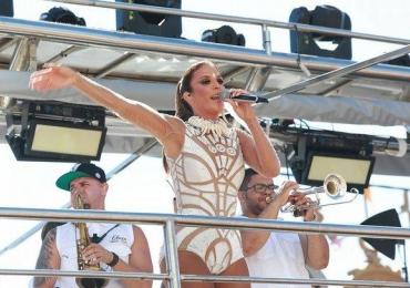 Virose faz Ivete Sangalo cancelar participação em tradicional evento da quarta-feira de cinzas