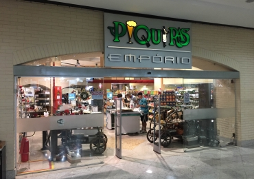 Novo Piquiras do Shopping Bougainville quer ser o Eataly de Goiânia
