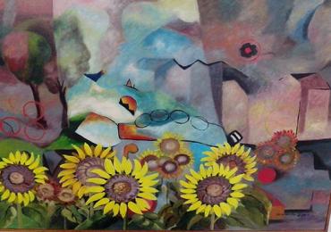 Mostra de artistas plásticos comemora aniversário de Goiânia