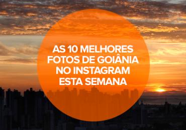As 10 melhores fotos de Goiânia no Instagram esta semana