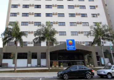 Comfort Hotel Goiânia oferece espaço para turismo de eventos