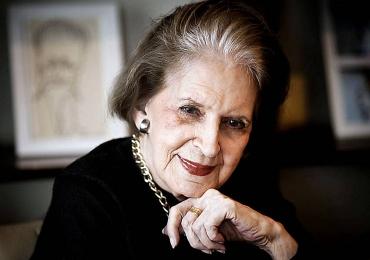 Lygia Fagundes Telles é a primeira brasileira a concorrer ao Nobel de literatura