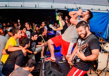 Beco da Codorna em Goiânia abre espaço para o rock pesado em evento gratuito