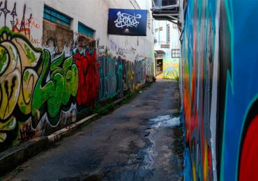 Beco da Codorna em Goiânia recebe exposição de Deneri e Shock Maravilha