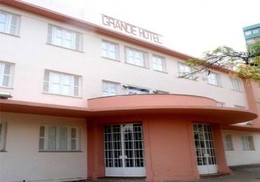 Grande Hotel de portas abertas para o público