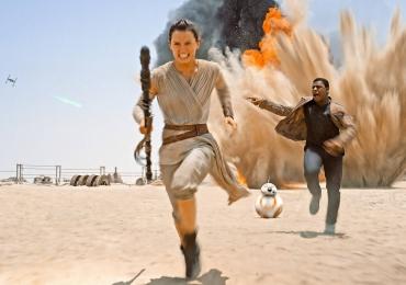 'Star Wars – O Despertar da Força' já é a maior bilheteria da história nos Estados Unidos