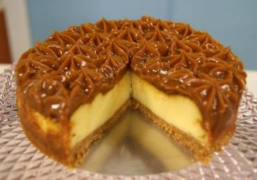 Aprenda a fazer 3 deliciosos sabores de cheesecake