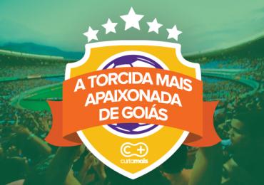 A torcida mais apaixonada de Goiás