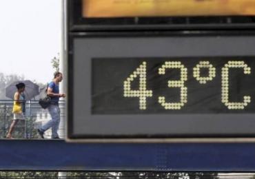 Próximo verão será o mais quente da história, alertam meteorologistas