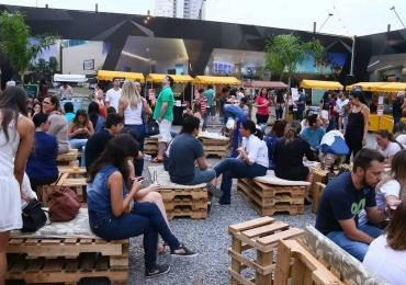 Festival de gastronomia de rua movimenta Caldas Novas