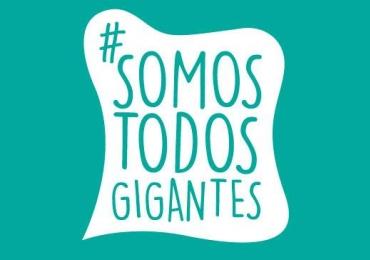 Hashtag Somos Todos Gigantes viraliza na internet e conquista apoio de personalidades. Entenda a campanha!