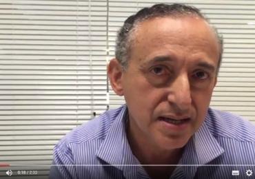 Anselmo Pereira, presidente da Câmara de Vereadores de Goiânia, que chamou clientes de bar de 'corno' e 'delinquente' pede desculpas