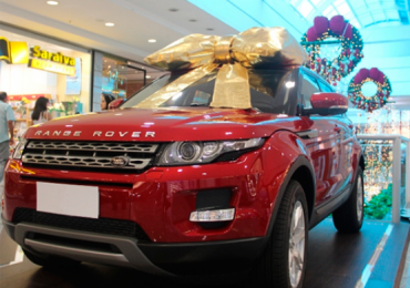De carro a apartamento, shoppings de Goiânia dão presentes especiais neste Natal