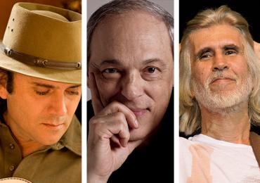 Curta Mais apresenta: Almir Sater, Toquinho, Ivan Lins, MPB4 e Oswaldo Montenegro em Goiânia