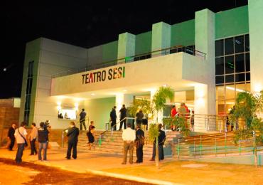 Espetáculo multicultural Viver é hoje tem estreia gratuita no Teatro SESI em Goiânia