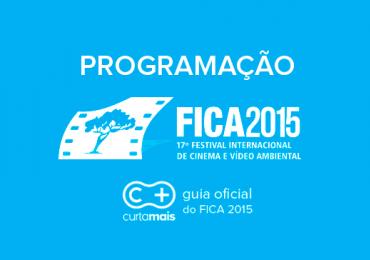 FICA 2015   Programação Geral