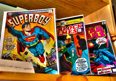 Go HQ traz universo dos quadrinhos para o centro de Goiânia