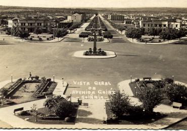 Praça Cívica reúne fotos de uma Goiânia que você talvez não conheceu