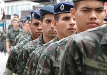 Período de alistamento militar obrigatório já está aberto. Saiba onde fazer: