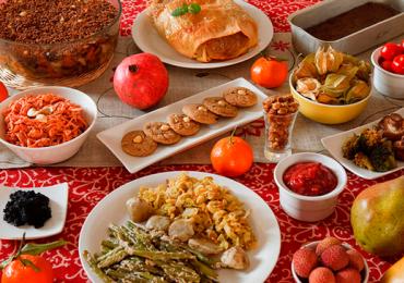 Dicas de receitas veganas para fugir da carne neste Natal
