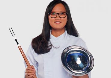 Jiang Pu, queridinha do MasterChef, participa de almoço exclusivo em Goiânia