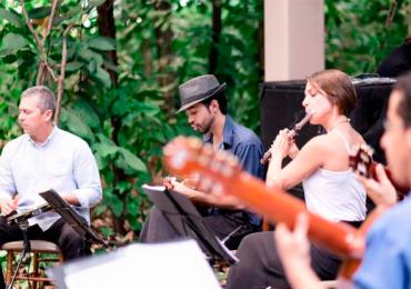 Chorinho do Lazer leva composições de músicos brasileiros para o centro de Goiânia