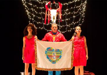 Teatro SESC Centro recebe espetáculo Boi de Piranha