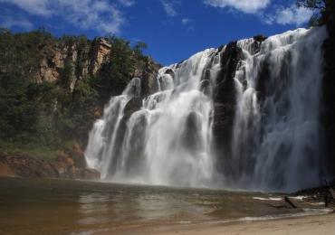 Salto de corumbá e suas incríveis cachoeiras a 115km de Goiânia