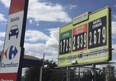 Os 7 postos de combustíveis mais baratos de Goiânia