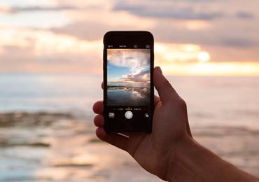 Aula especial ensina o público a fazer a foto perfeita usando o celular