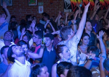 Festa Disk 90 no Diablo Pub